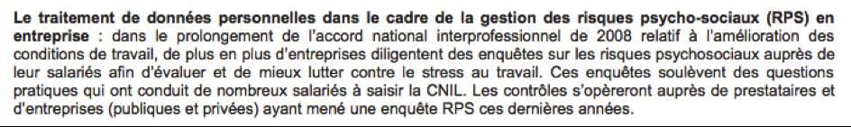 AFBO-CNIL-RPS 2015